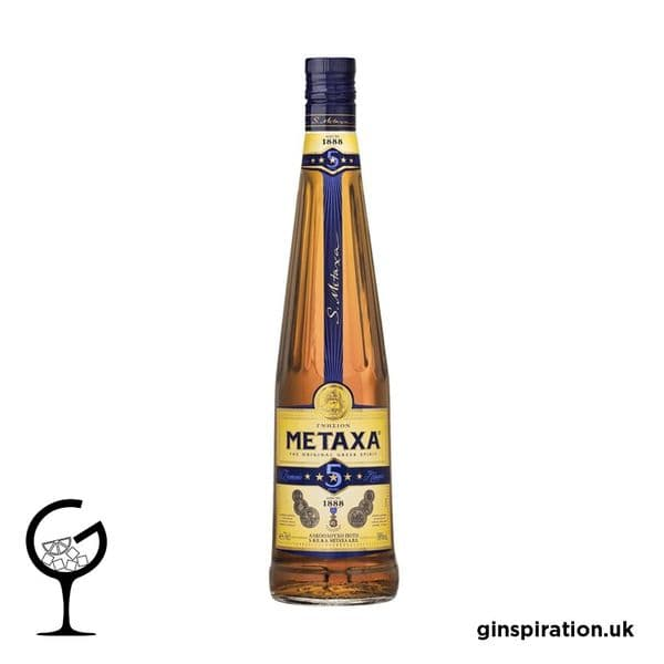 Metaxa 5 Star Brandy 70cl