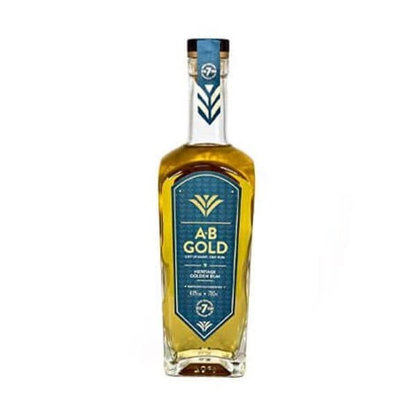 AB Gold Rum 70cl | Buy Online Now!