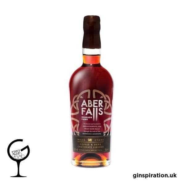 Aber Falls Cafe and Dark Chocolate Liqueur 70cl