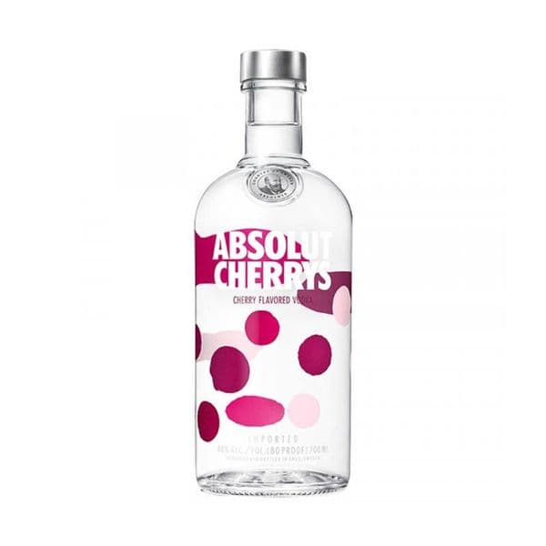 Absolut Cherrys Vodka 70cl | Buy Online Now!