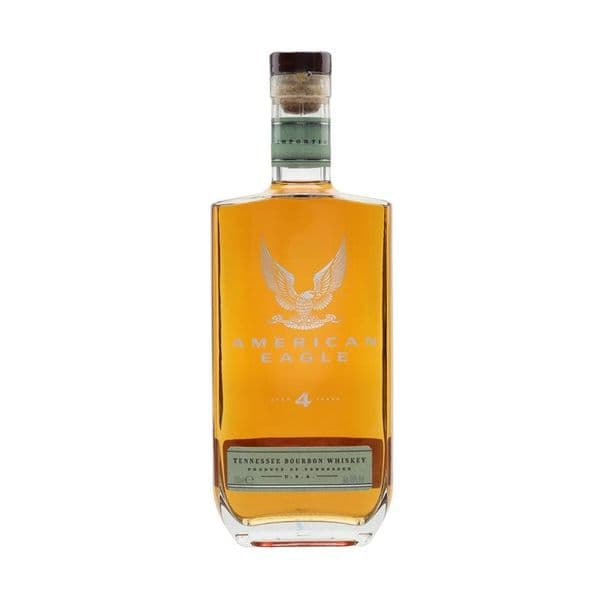 American Eagle Tennessee Bourbon Whiskey 4 Year Old 70cl