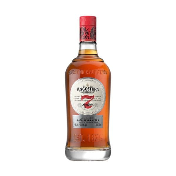 Angostura Caribbean Rum Aged 7 Years 70cl