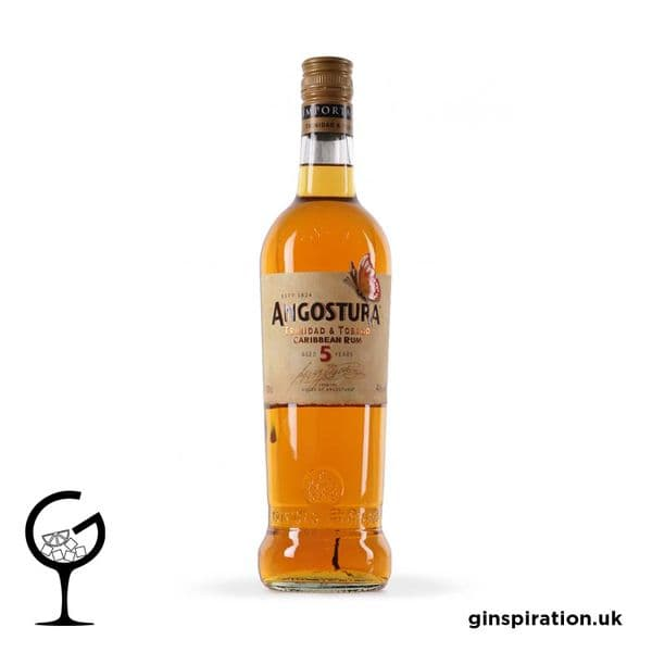 Angostura Caribbean Rum Superior Gold Rum Aged 5 Years 70cl