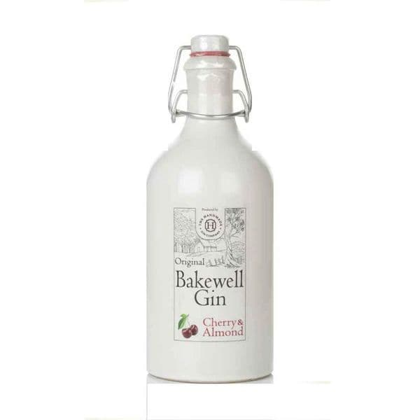Bakewell Cherry & Almond Gin 50cl