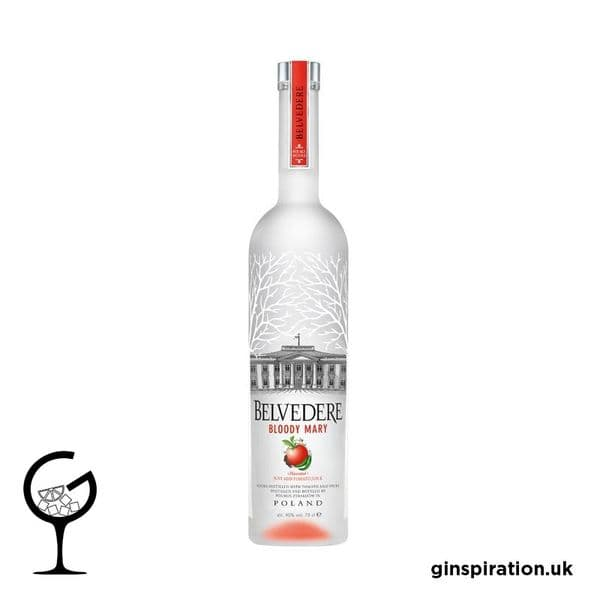 Belvedere Bloody Mary Vodka 70cl