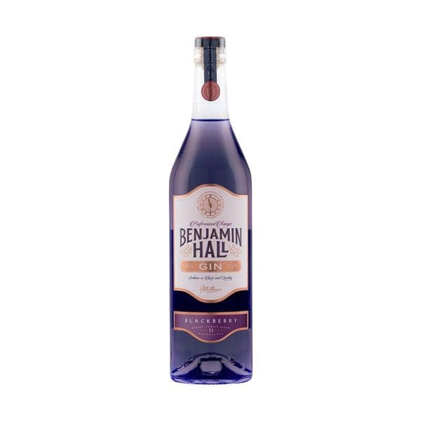 Benjamin Hall Blackberry Gin 70cl