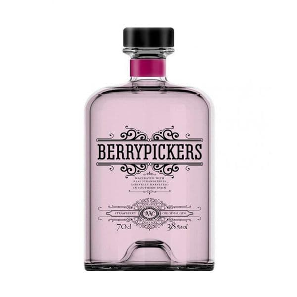 Berry Pickers Gin 70cl