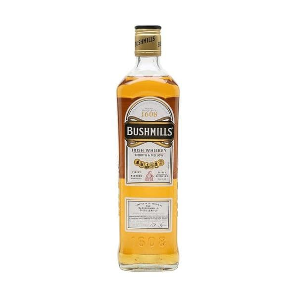 Bushmills Irish Blended Whiskey 70cl