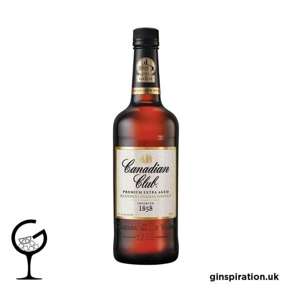 Canadian Club Blended Whisky 70cl