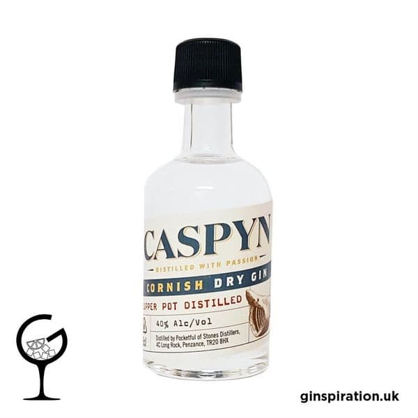 Caspyn Cornish Dry Gin 70cl