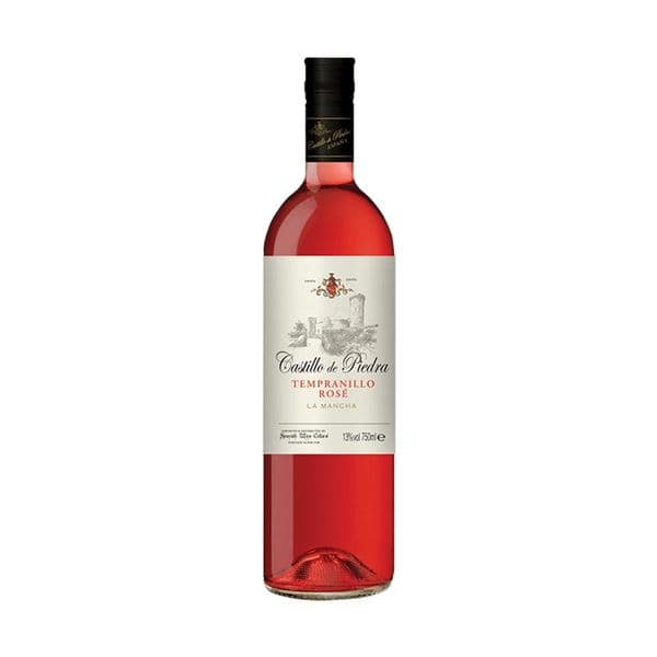 Castillo De Piedra Tempranillo Rose 75cl