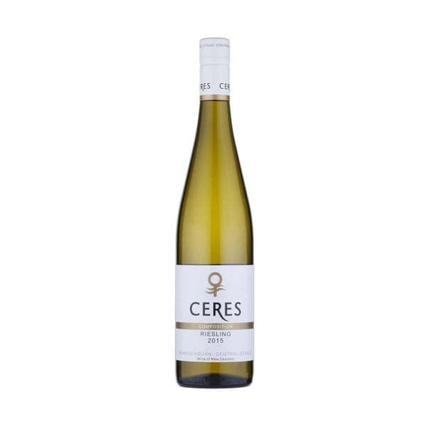 Ceres Composition Riesling White Wine 75cl