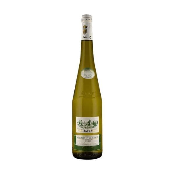 Chateau Du Poyet Muscafet Sevre White Wine 75cl | Ginspiration.uk