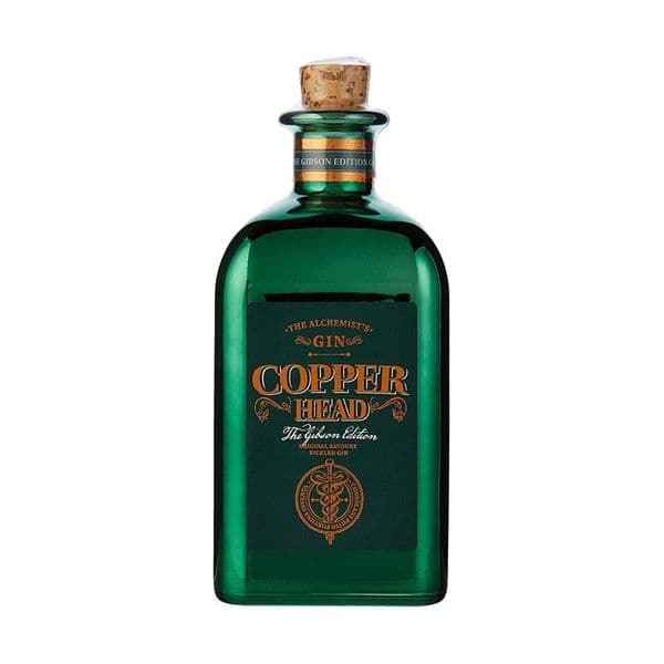 Copperhead Gin The Gibson Edition 50cl