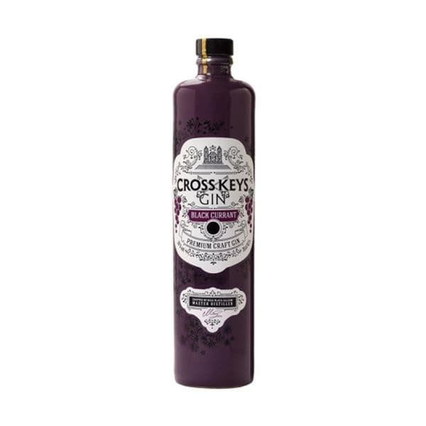 Cross Keys Black Currant Gin 70cl