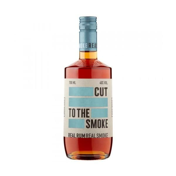 Cut Smoked Rum 70cl