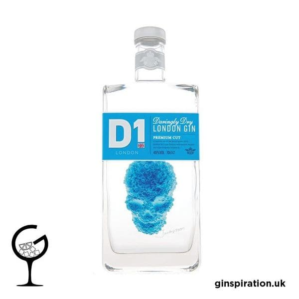 D1 London Dry Gin 70cl