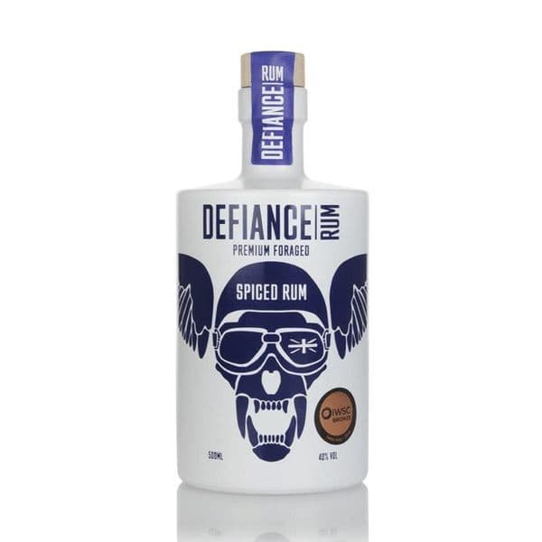 Defiance Spiced Rum 50cl