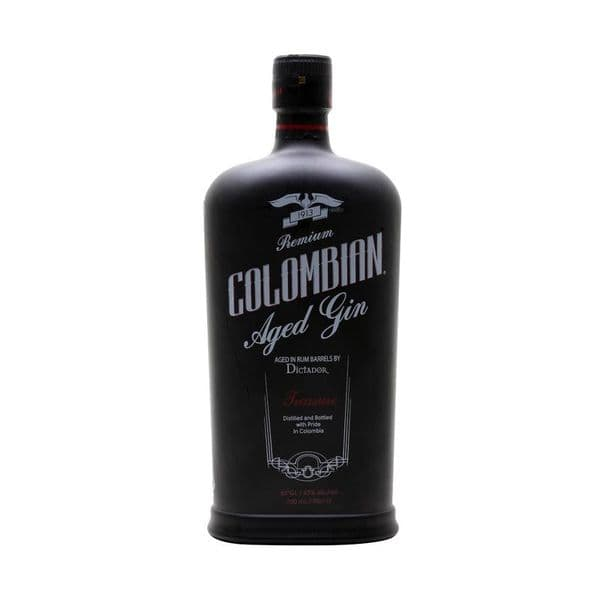 Dictador Colombian Aged Treasure Gin 70cl