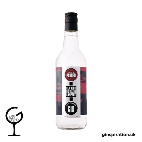 Ginspiration - Dorothy Parker American Gin 70cl