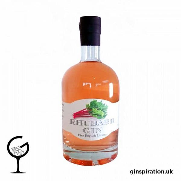 English Spirit Distillery Rhubarb Gin Liqueur 50cl