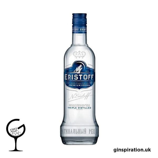 Eristoff Premium Vodka 70cl