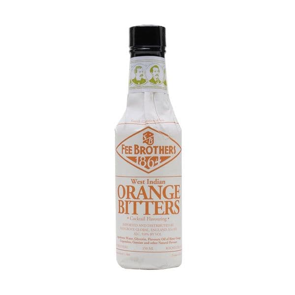 Fee Brothers West Indian Orange Bitters 15cl | Ginspiration.uk