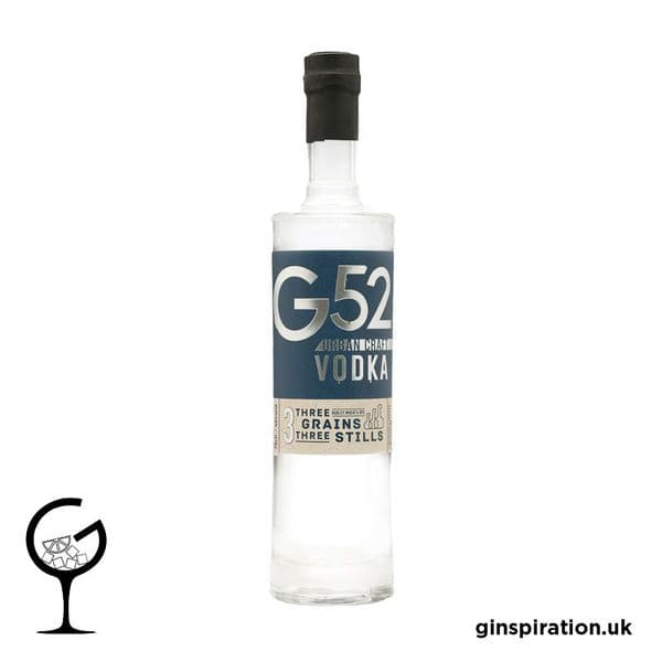 G52 Urban Craft Vodka 70cl