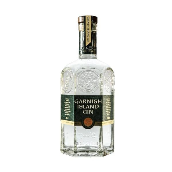 Garnish Island Gin 70cl