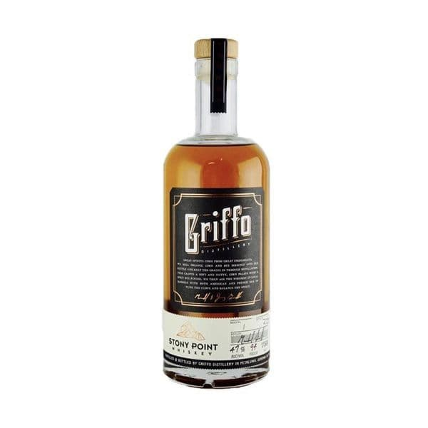 Griffo Stony Point Whiskey 70cl | Buy Online Now!