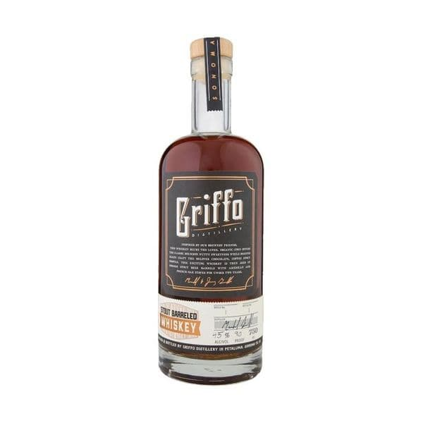 Griffo Stout Barreled Whiskey 70cl