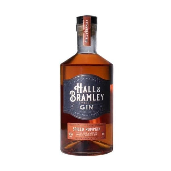 Hall & Bramley Spiced Pumpkin Gin 70cl