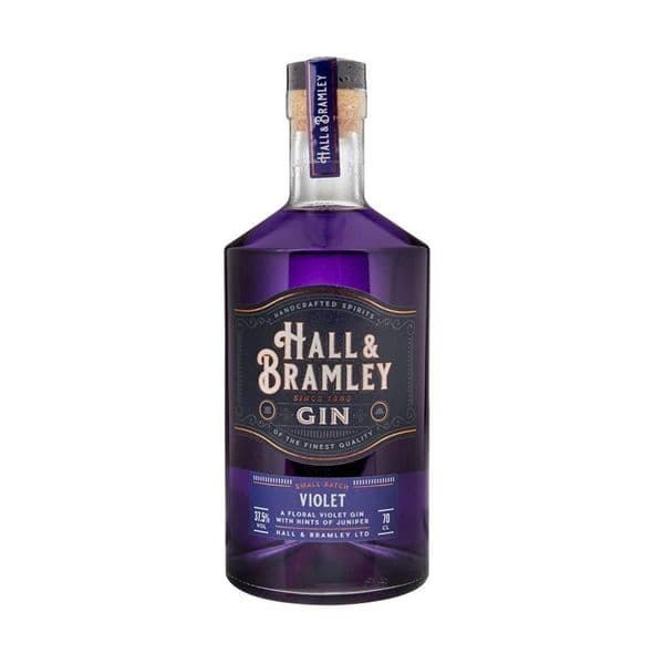 Hall & Bramley Violet Gin 70cl
