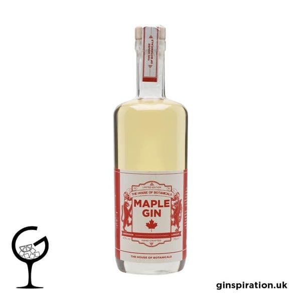 House Of Botanicals Maple Gin 50cl