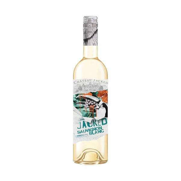 Jacked Sauvignon Blanc with Ginger Wine 50cl