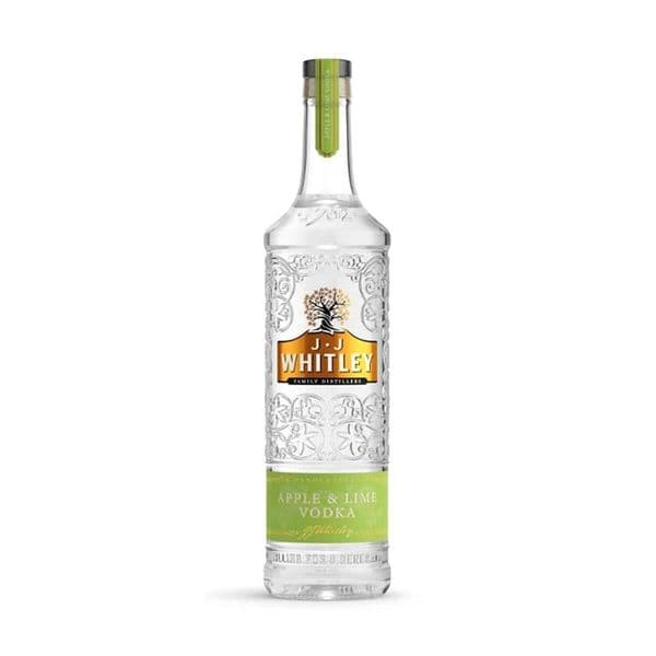 JJ  Whitley Apple & Lime Vodka 70cl