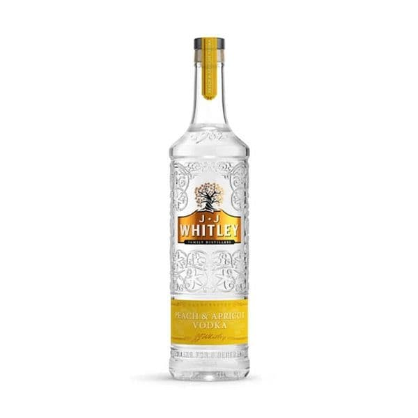 JJ  Whitley Peach & Apricot Vodka 70cl