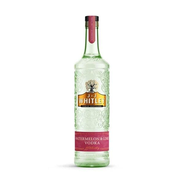 JJ Whitley Watermelon & Lime Vodka 70cl | Buy Online Now!