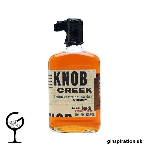 Knob Creek Bourbon Whiskey 70cl