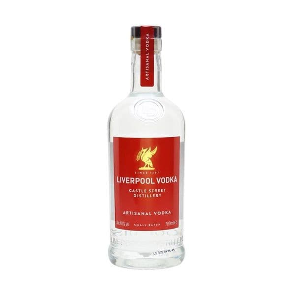 Liverpool F.C Limited Edition Vodka 70cl