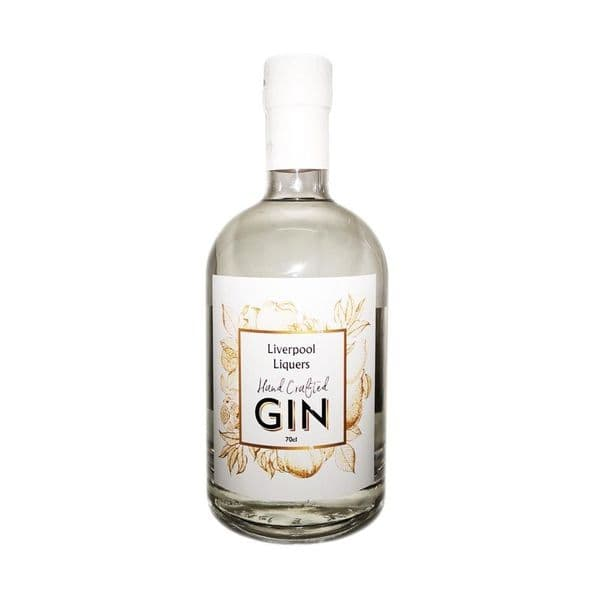 Liverpool Liquers Gin 70cl