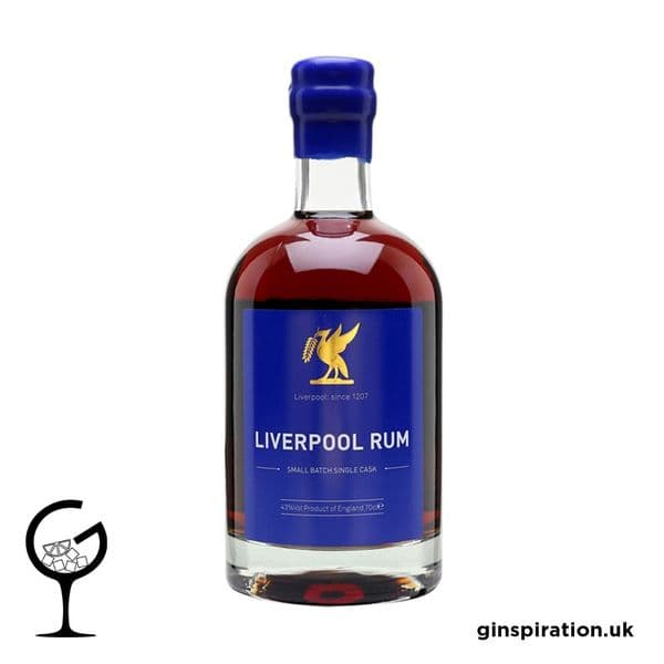 Ginspiration - Liverpool Rum 70cl