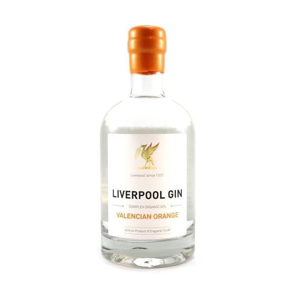Liverpool Valencia Orange Gin 70cl | £34.99 | 15 % OFF