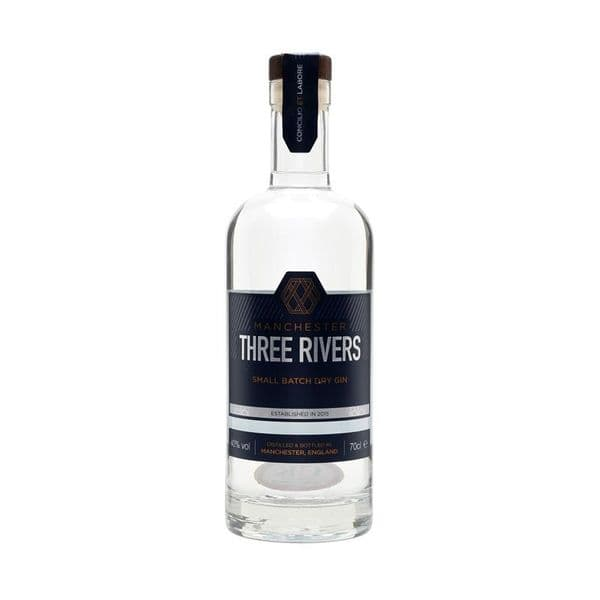 Manchester Three Rivers Gin 70cl