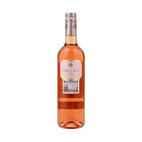 Marques De Riscal Rioja Rosado Rose Wine 75cl