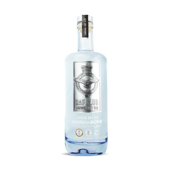 Marylebone RAF Club  London Dry Gin 70cl (43%)