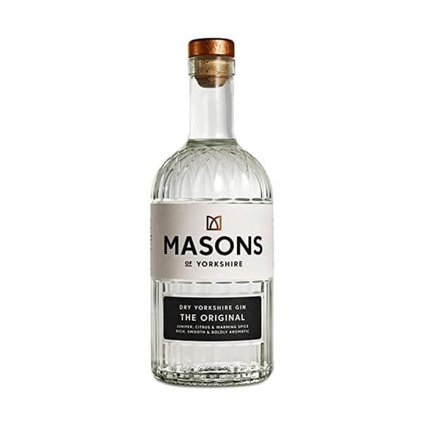 Masons Yorkshire Dry Gin 70cl