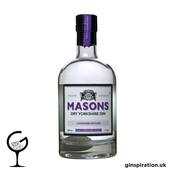 Masons Yorkshire Dry Lavender Gin 70cl
