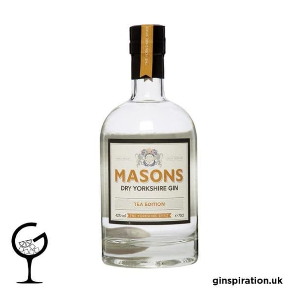 Masons Yorkshire Tea Edition Gin 70cl