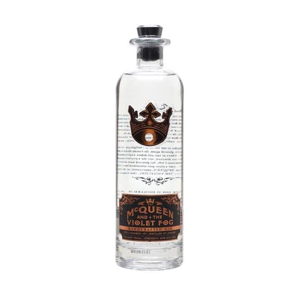 Mcqueen and the Violet Fog Gin 70cl